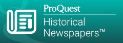 ProQuestHistoricalNewspapersIcon